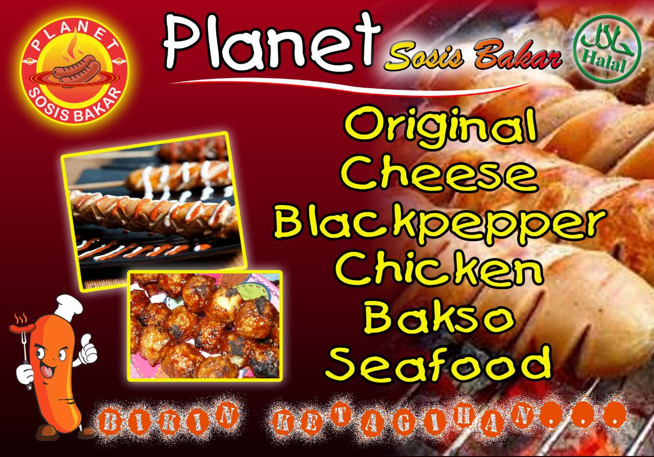 inilah sosis bakar paling terkenal di bazar minggu ria komp hankam jatimakmur pondok gede kota bekasi klikagus inilah sosis bakar paling terkenal di